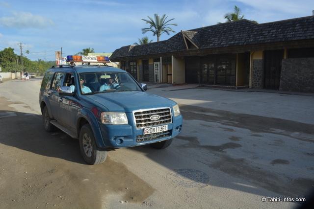 Ce sont les gendarmes de Bora Bora qui ont arrêté le meurtrier récidiviste