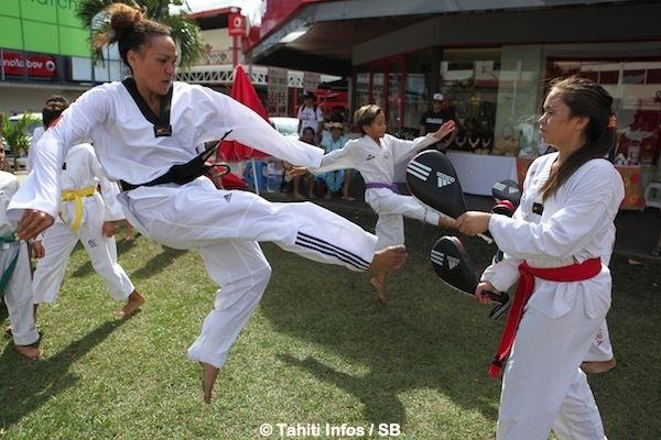 Le taekwondo sera une des disciplines qualificatives pour les jeux olympiques.
