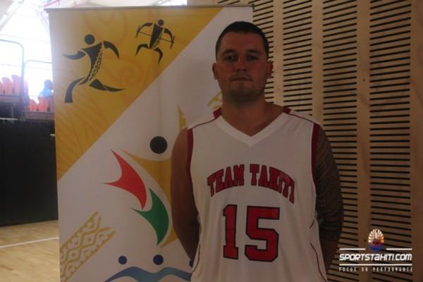 PNG 2015 « Basket Hommes » : +41points pour Tahiti face à Salomon