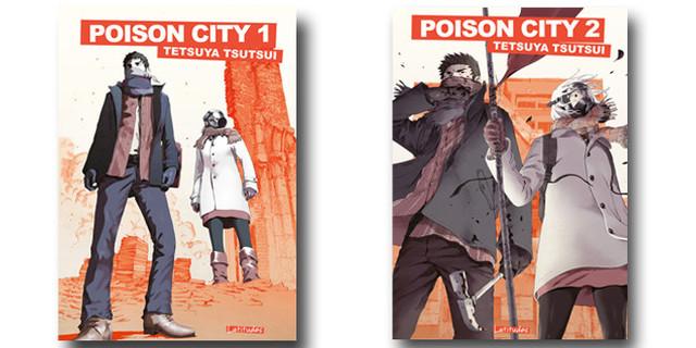 """La Japan Expo sacre """"Poison City"""" meilleur manga de l'année"""