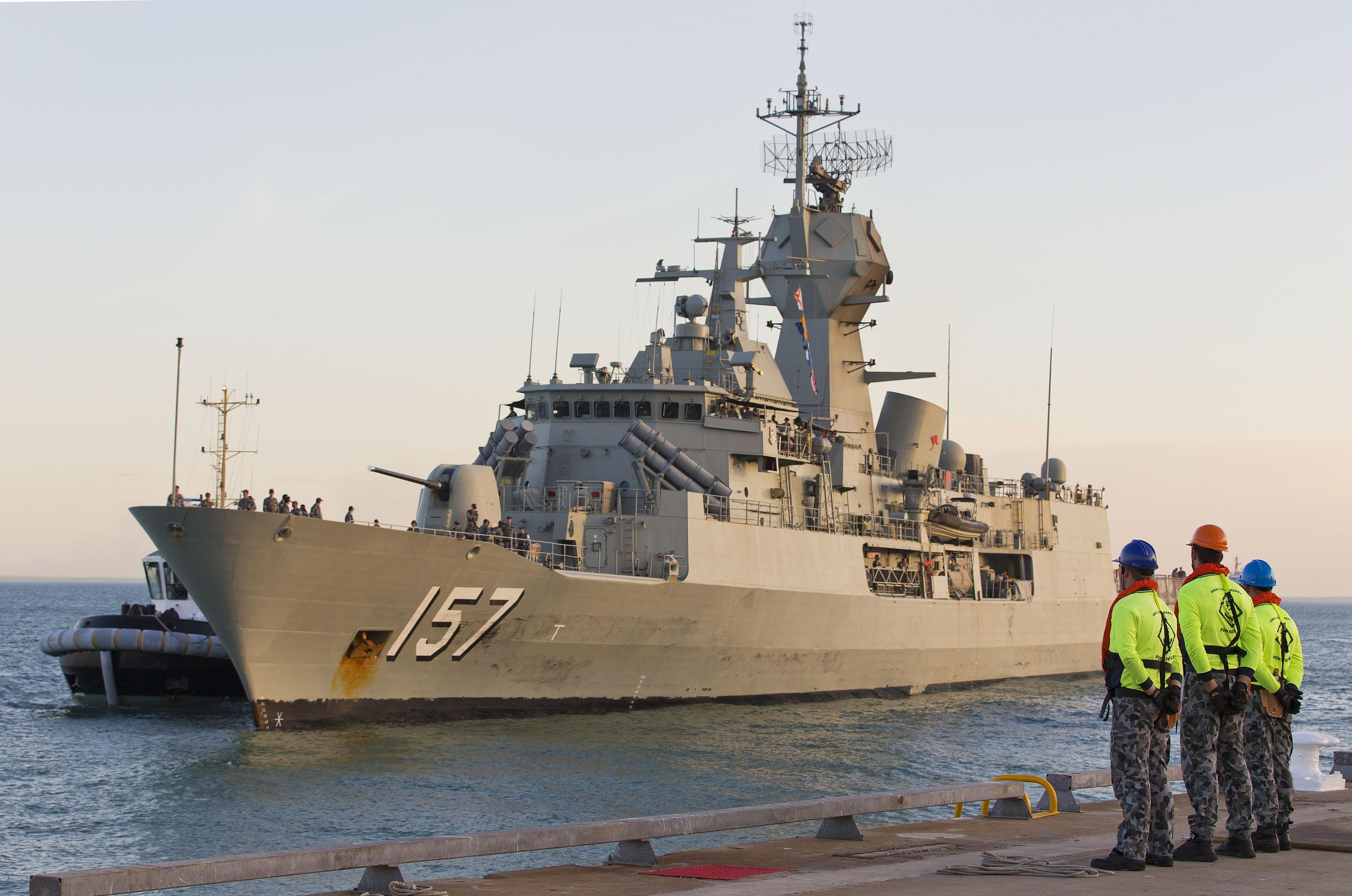 Etats-Unis, Australie et Japon lancent des exercices militaires aux portes du Pacifique