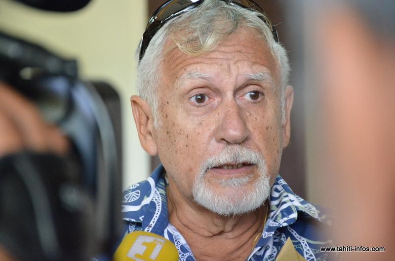 Hiro Tefaarere est condamné pour tentative de détournement de fonds publics lorsqu'il était président de la Sétil-Aéroport