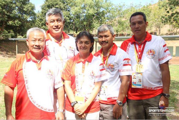 PNG 2015 « tir au pistolet » : Deux médailles d'or de plus pour nos « sherif »
