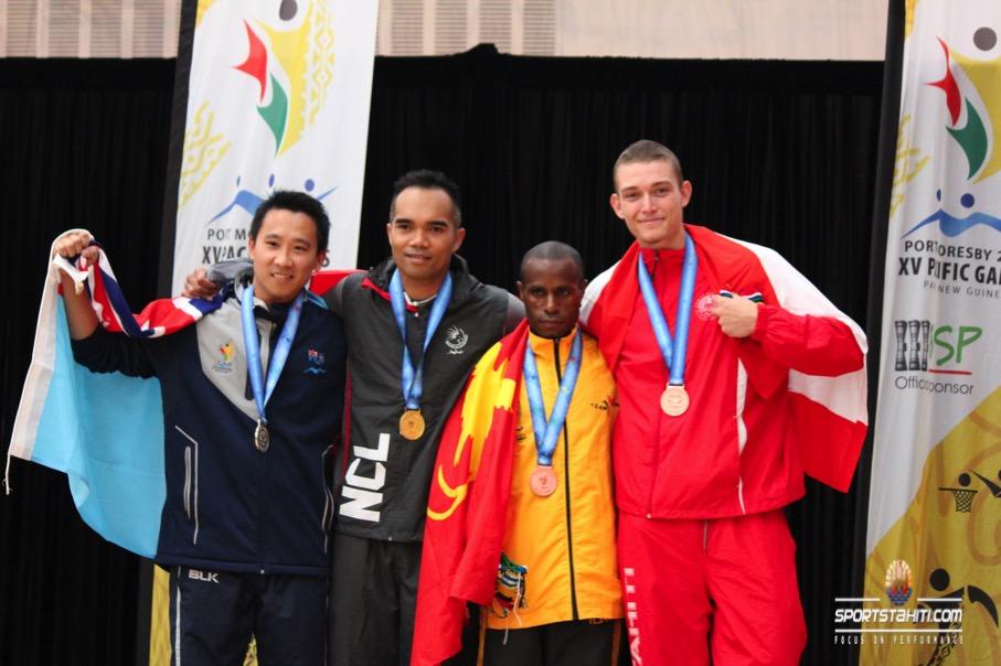 PNG 2015 « Karate Kata » : Du bronze pour Noa Lucas