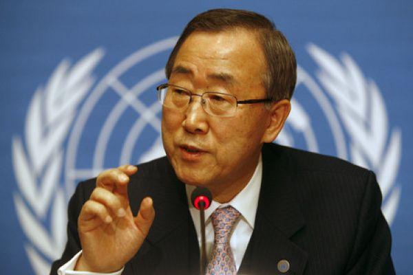 """Le monde bien parti pour une """"génération sans sida"""", estime Ban Ki-moon"""