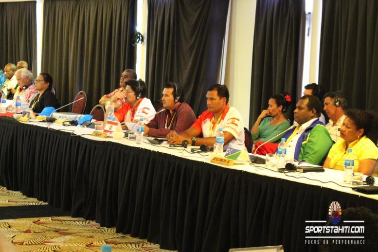 PNG 2015 : Tahiti officiellement candidate pour les Jeux du Pacifique de 2023