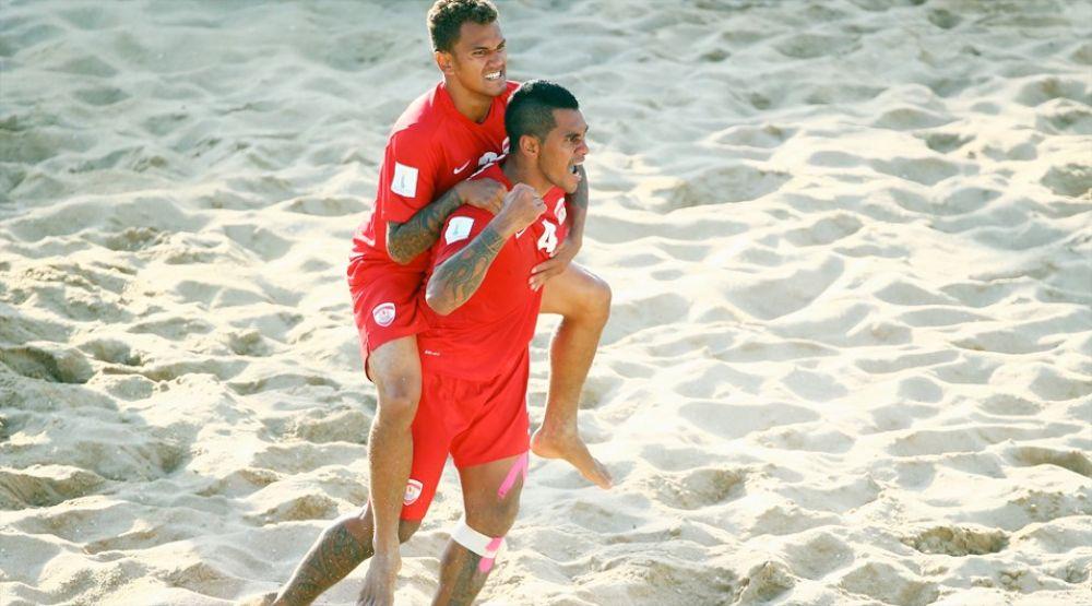 Heimanu Taiarui délivre son équipe…5-4 pour Tahiti !