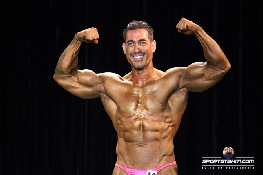 PNG 2015 « Bodybuilding » : De l'argent et du bronze pour nos bodybuilders