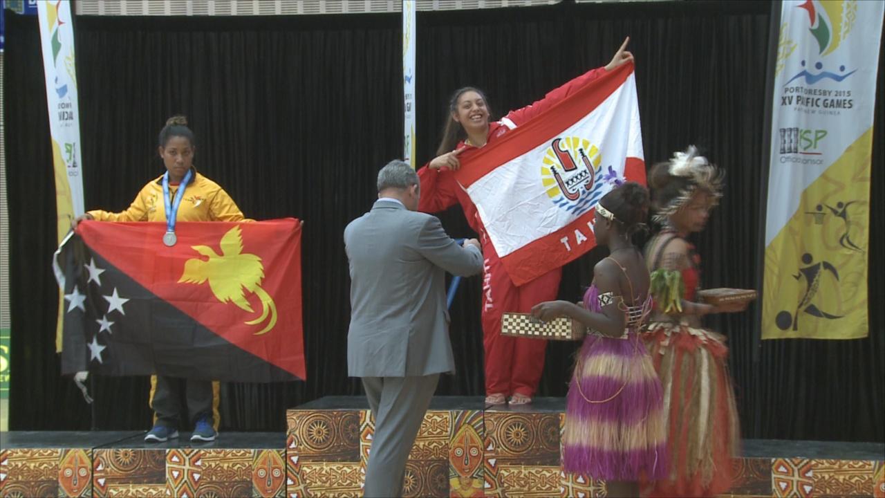 PNG 2015 « Karate Kumite » : De l'or pour Vaitiare Tehaameamea