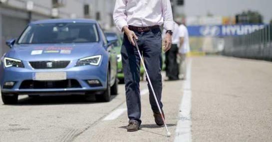 Argentine : l'aveugle n'a pas vu les voleurs, la police refuse sa plainte.