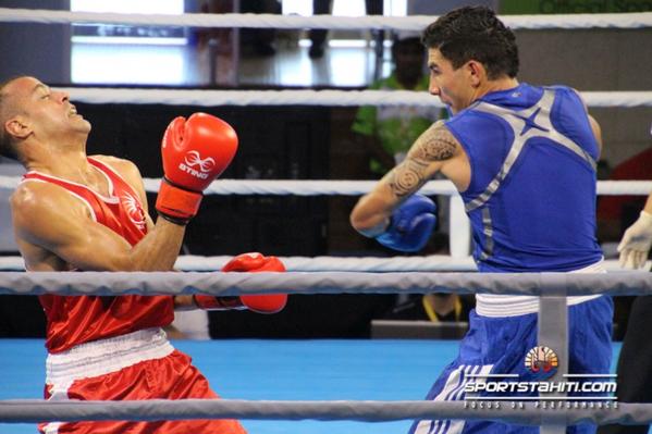 PNG 2015 « Boxe – Day 3″ : Trois défaites et trois victoires