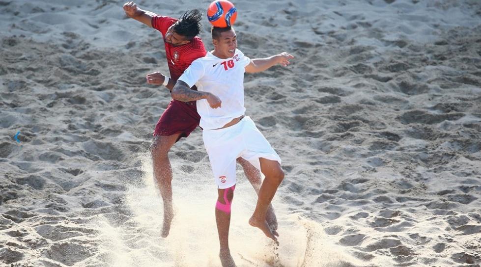 Tearii Labaste avait pourtant permis à Tahiti de marquer son premier but dans cette finale.