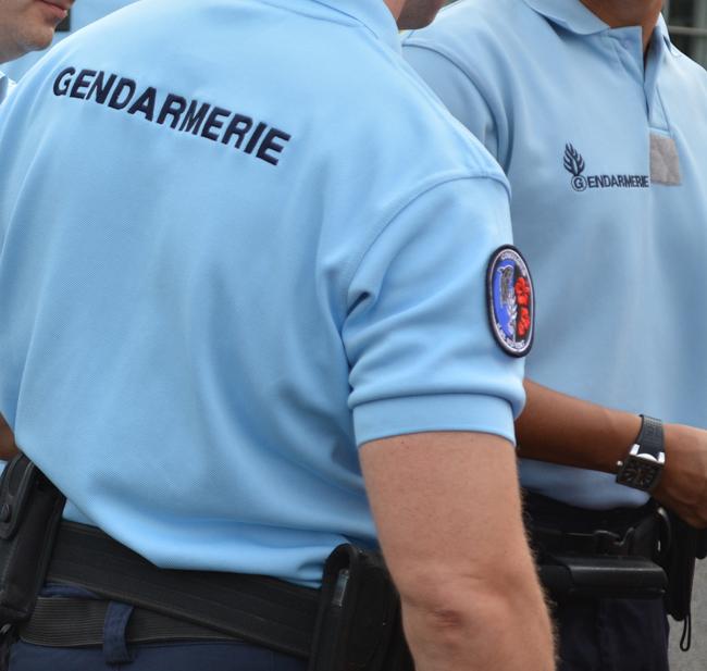 Il frappe des gendarmes à Paea : 3 mois de prison ferme