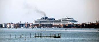 Les bateaux de croisière, des géants des mers bien polluants... pour l'air