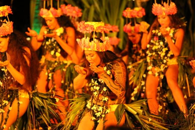 Mini Heiva de l'InterContinental : Ori i Tahiti lance les festivités