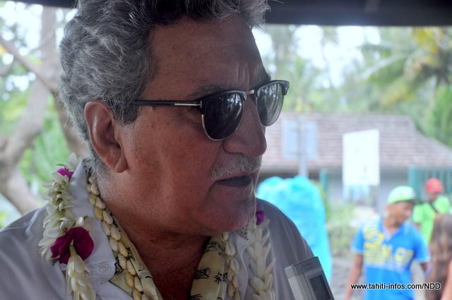 Interdiction du kitesurf à Moorea : un arrêté pris jusqu'en 2020