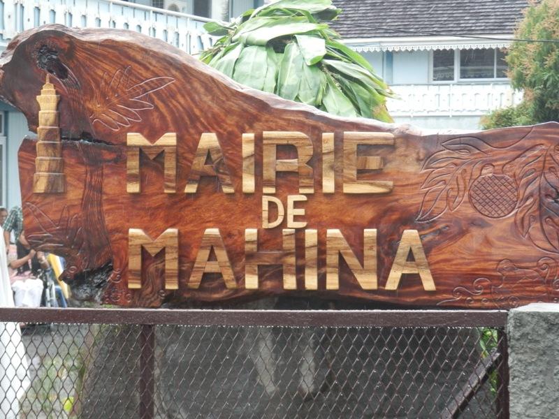 A Mahina, le nouveau tavana devra être élu avant le 13 août