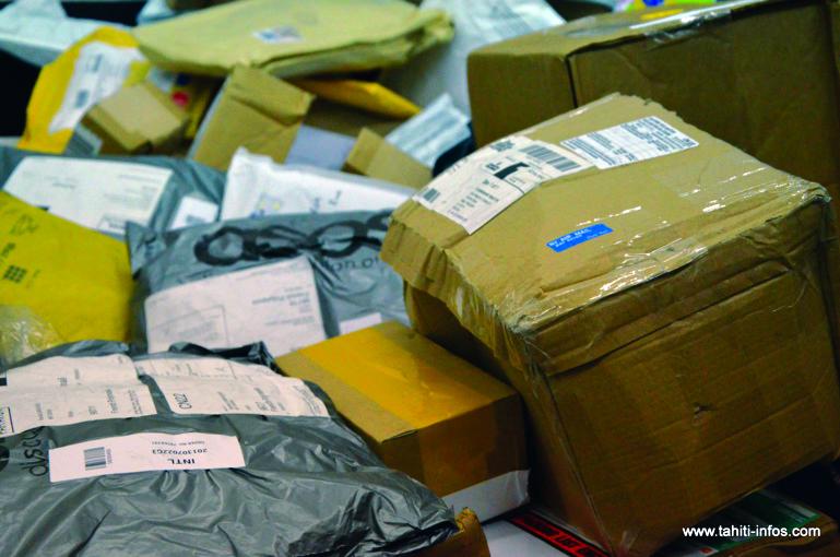 Bientôt les colis valant entre 20 000 et 50 000 Fcfp seront plus rapidement disponibles dans les postes grâce à l'informatisation de la taxation des colis postaux à l'OPT.