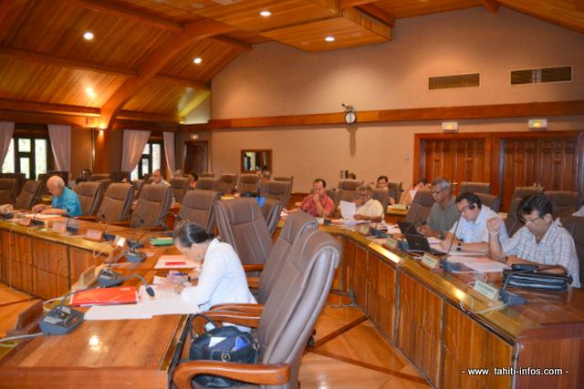 La séance plénière du CESC convoquée ce jeudi matin pour 8h30 n'a démarré qu'après 9 heures, le temps que le quorum soit atteint.