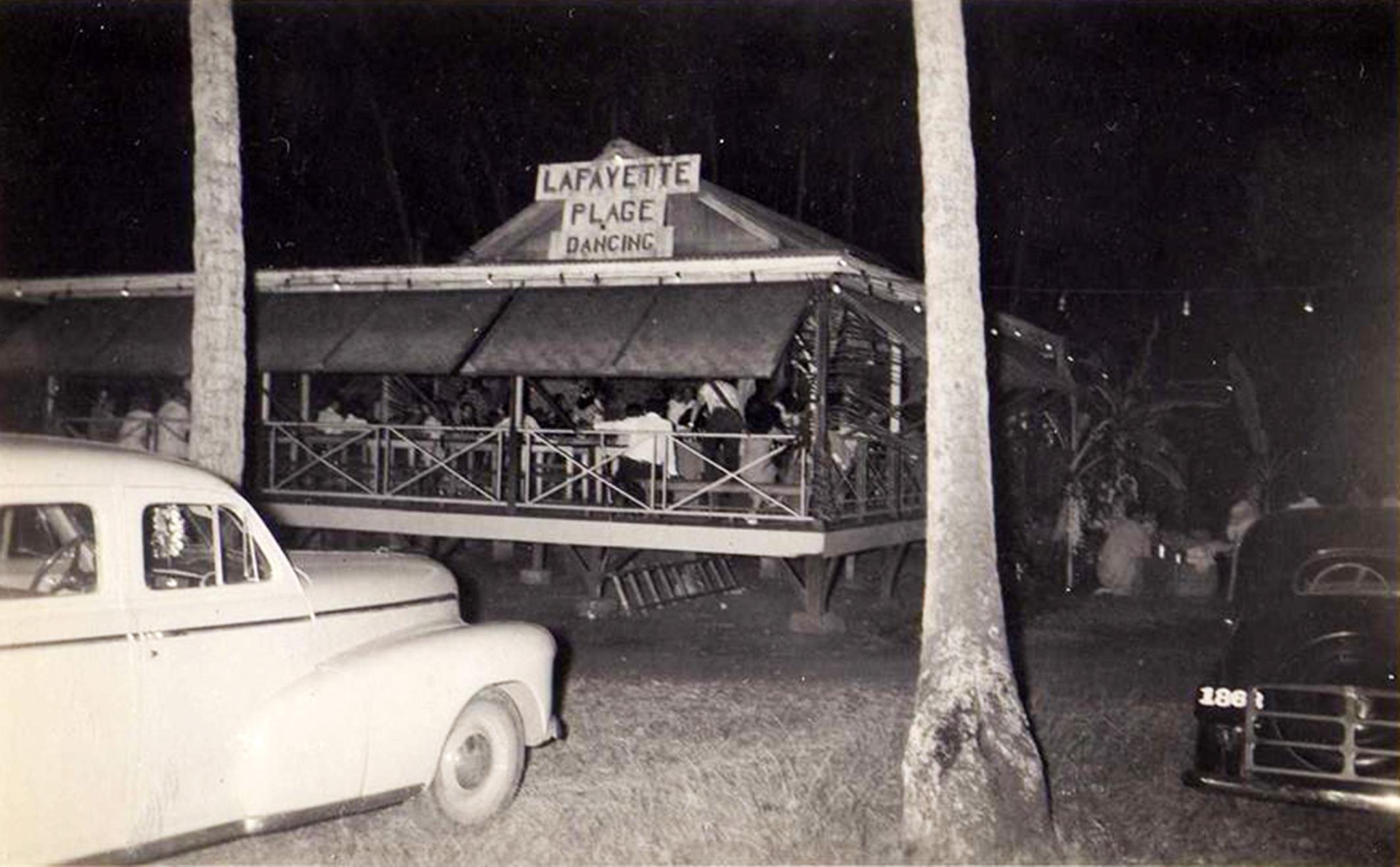Tahiti d'antan: Folles nuits à la belle époque
