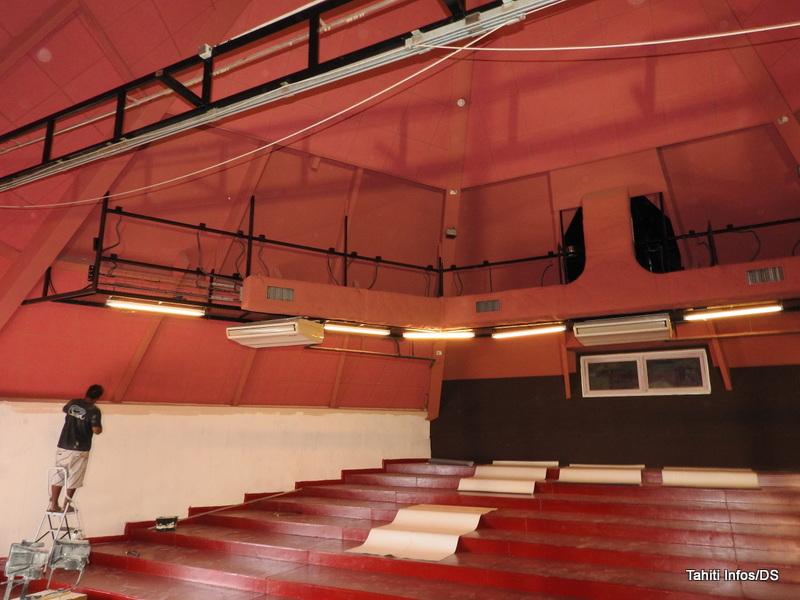 Le Petit Théâtre sera une copie conforme du Grand Théâtre et offrira plus de confort aux spectateurs.