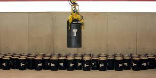 Enfouissement des déchets nucléaires: Bercy annonce une proposition de loi en 2016