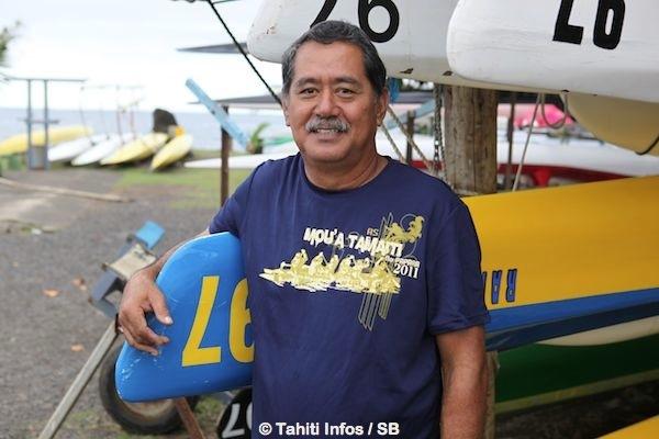 Rodolphe Apuarii devient le nouveau président de la fédération tahitienne de vara.