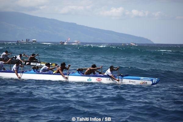 Le club Mou'a Tamaiti dont la catégorie junior est très performante.