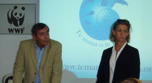 L'association Te mana O Te Moana réagit à la disparition de Philippe Germa