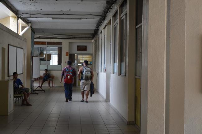 Après un mois et demi de grandes vacances, les établissements scolaires de Polynésie reprennent vie à partir de ce lundi.