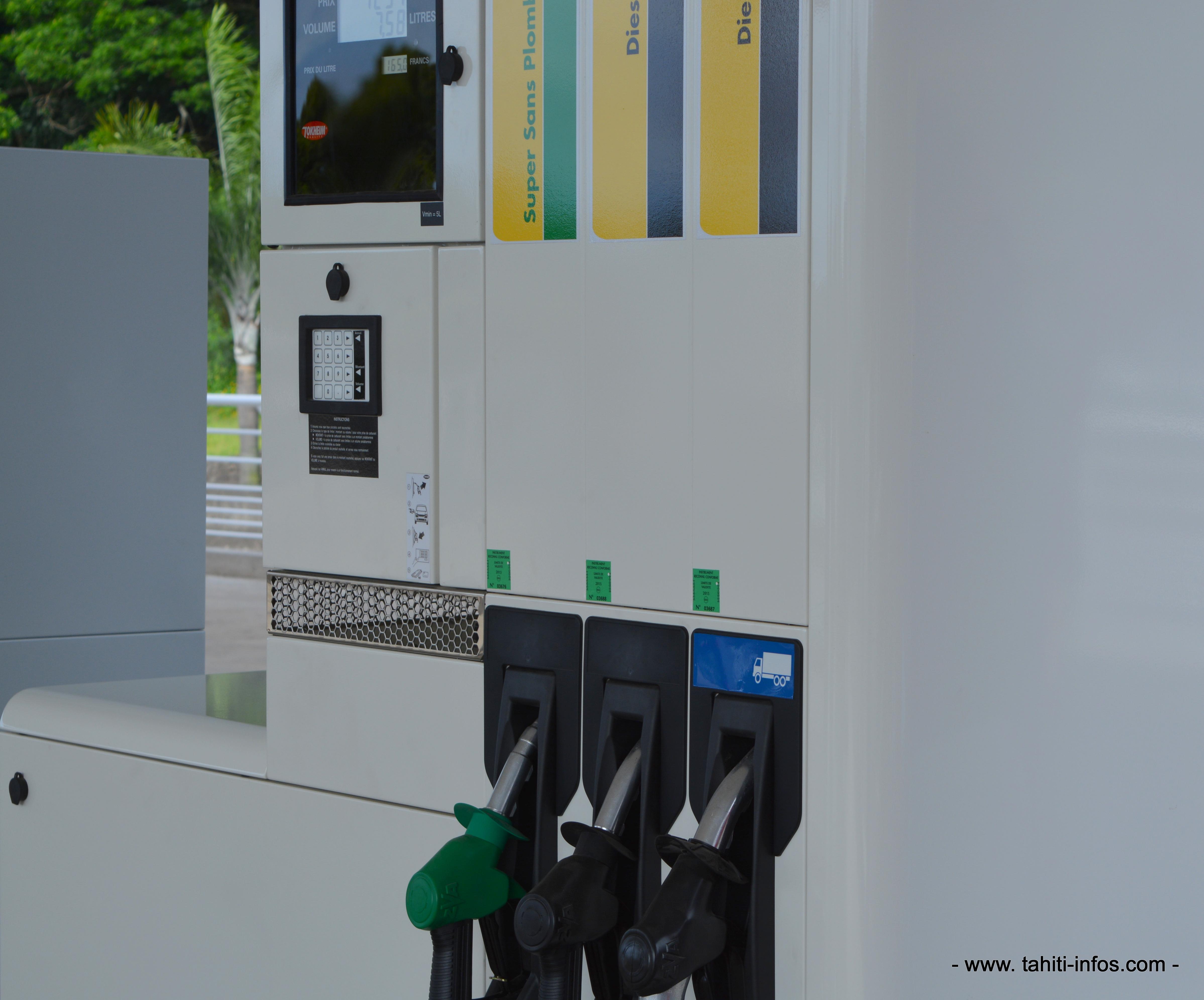 Dès le 1er septembre, le gazole à la pompe passe à 150 Fcfp/litre et l'essence à 153 Fcfp.