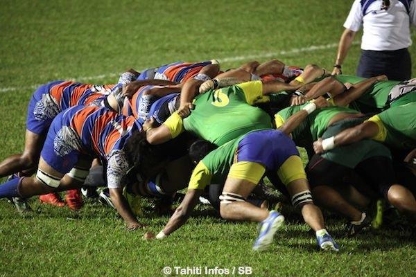 La sélection tahitienne a été constituée avec des joueurs évoluant en France, ayant rejoint la crème du rugby tahitien.