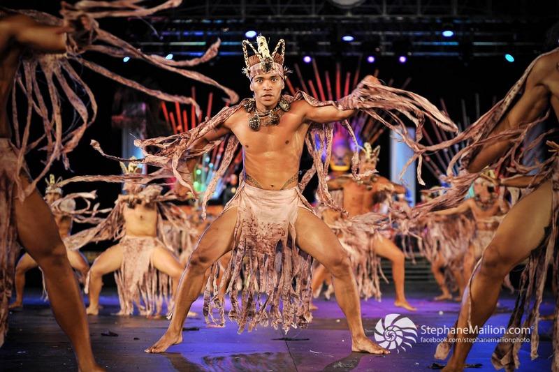 Venez découvrir la nouveau spectacle de Tahiti Ora vendredi soir, au Méridien Tahiti.