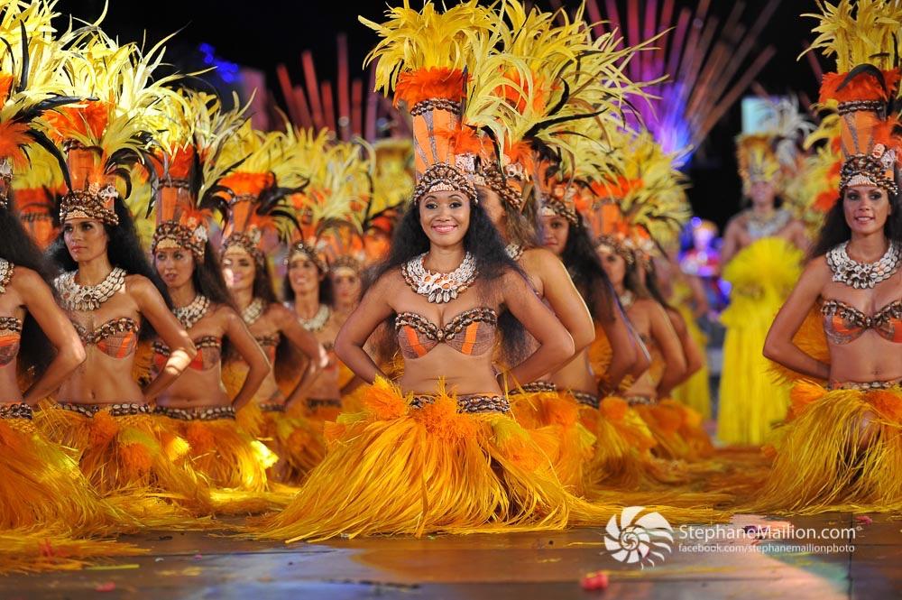 Tahiti Ora a remporté le Grand Prix du Heiva i Tahiti 2014.