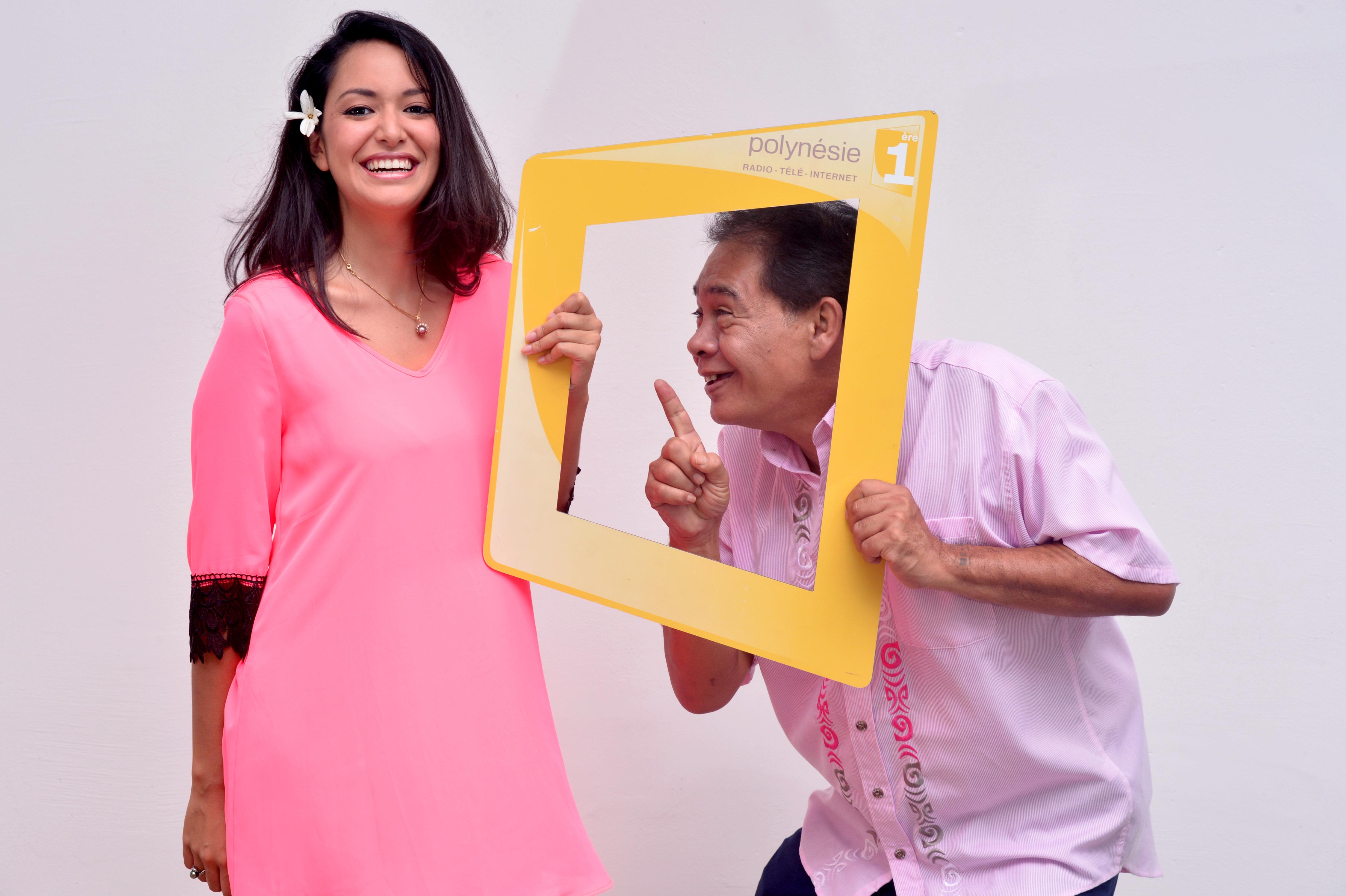 Hinatea et Mario vous donnent rendez-vous le 7 septembre. (Photo : Philippe Collignon)
