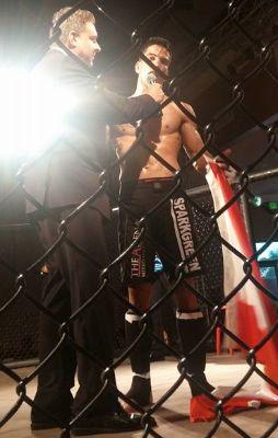 MMA – Baptist Under fire : Raihere Dudes paye le prix mais gagne son combat.