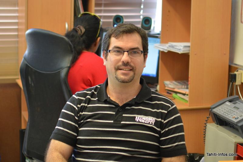 Patrick Lopez-Diot, directeur du Cours Bufflier