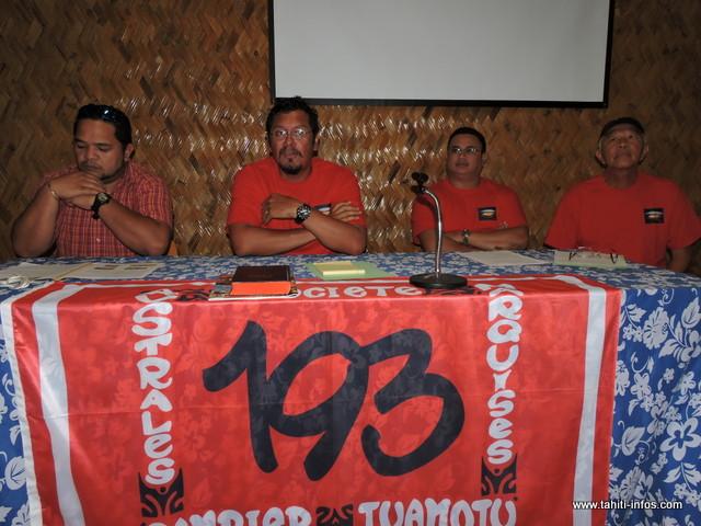 """L'association """"193"""" souhaiterait que le peuple puisse donner son avis sur les sujets le concernant."""