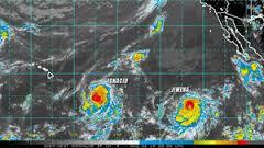 USA: Ignacio, ouragan de catégorie 4, se rapproche de Hawaï