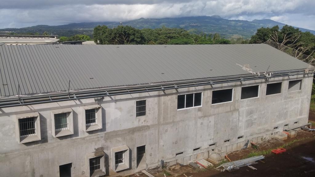 Centre de détention de Papeari : les premiers détenus attendus pour début 2017