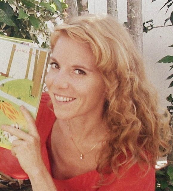 Annelise Heurtier en lice pour le prix des Incorruptibles