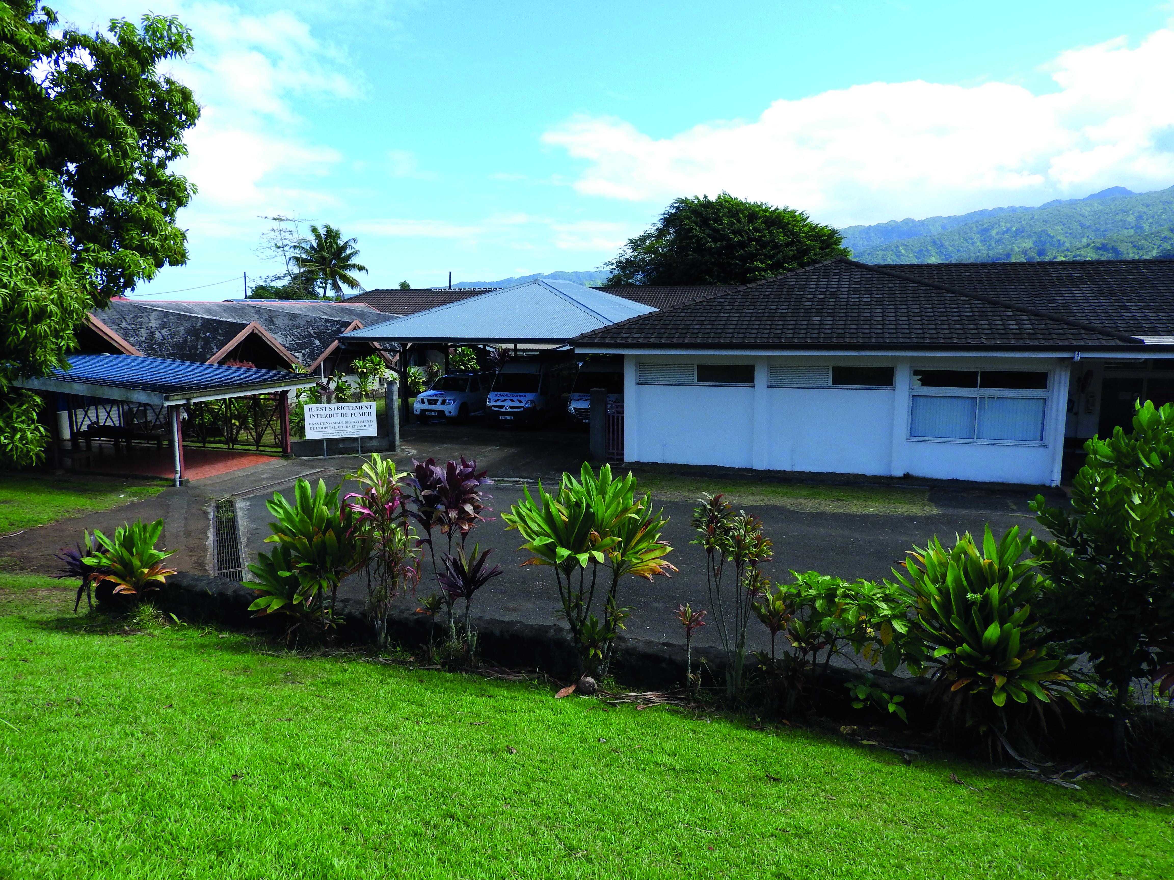 """L'""""hôpital"""" de Taravao devrait être rénové, d'ici quelques mois"""
