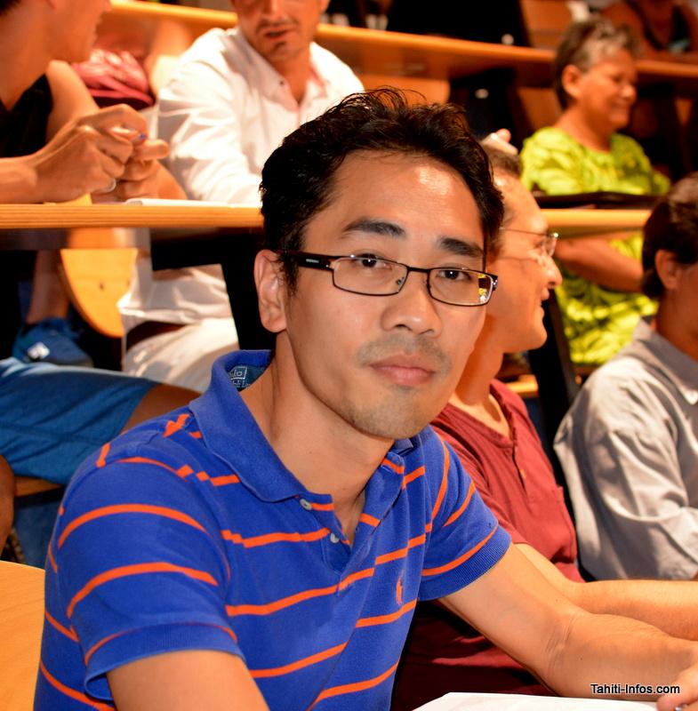 Yoan Chahaut, jeune créateur d'entreprise prêt à écouter tous les bons conseils