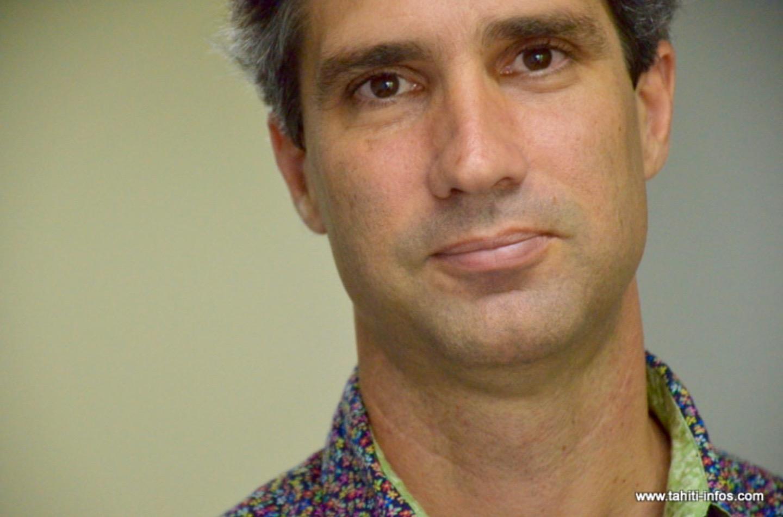 Jacques Vernaudon, enseignant et chercheur en linguistique océanienne à l'Université de Polynésie française.