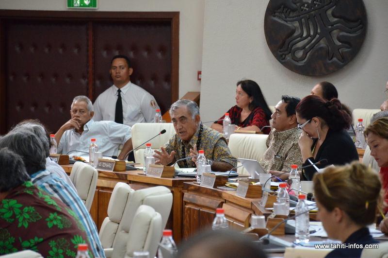 Transports : Tahoera'a et UPLD repoussent encore l'examen du projet de loi