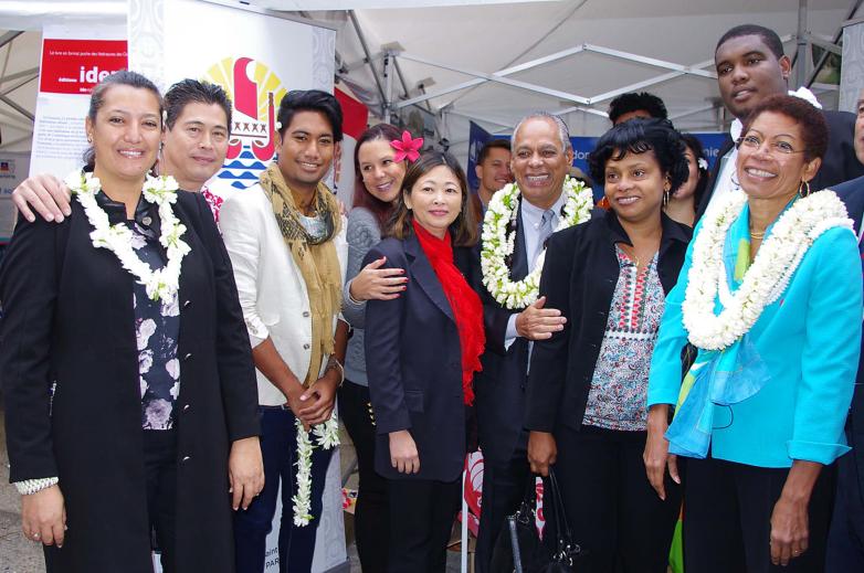 Campus Outre-mer : la Délégation de la Polynésie française présente au premier salon réservé aux étudiants ultramarins