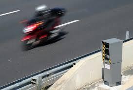 Il se rend à un stage de récupération de points à plus de 200 km/h