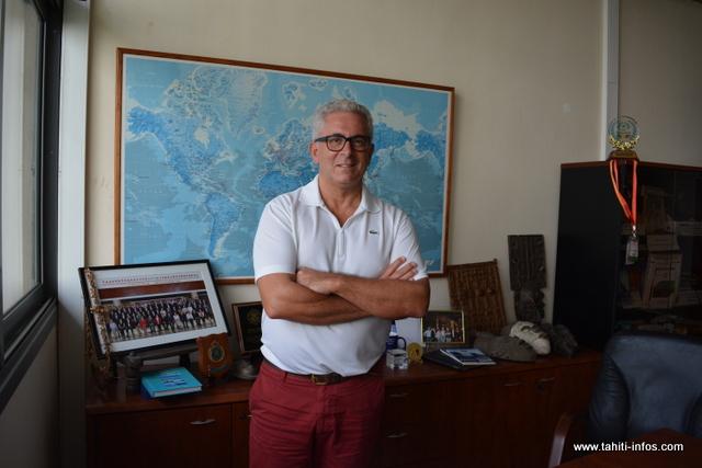 « La douane est au cœur du système, elle représente 38 % du budget du Territoire », Bruno Hamon, directeur adjoint des douanes  en Polynésie Française