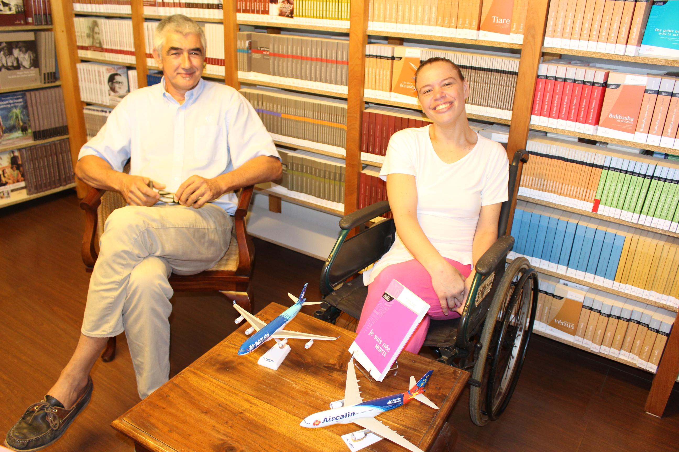 Le livre de Nathalie Salmon-Hudry primé en Nouvelle-Calédonie