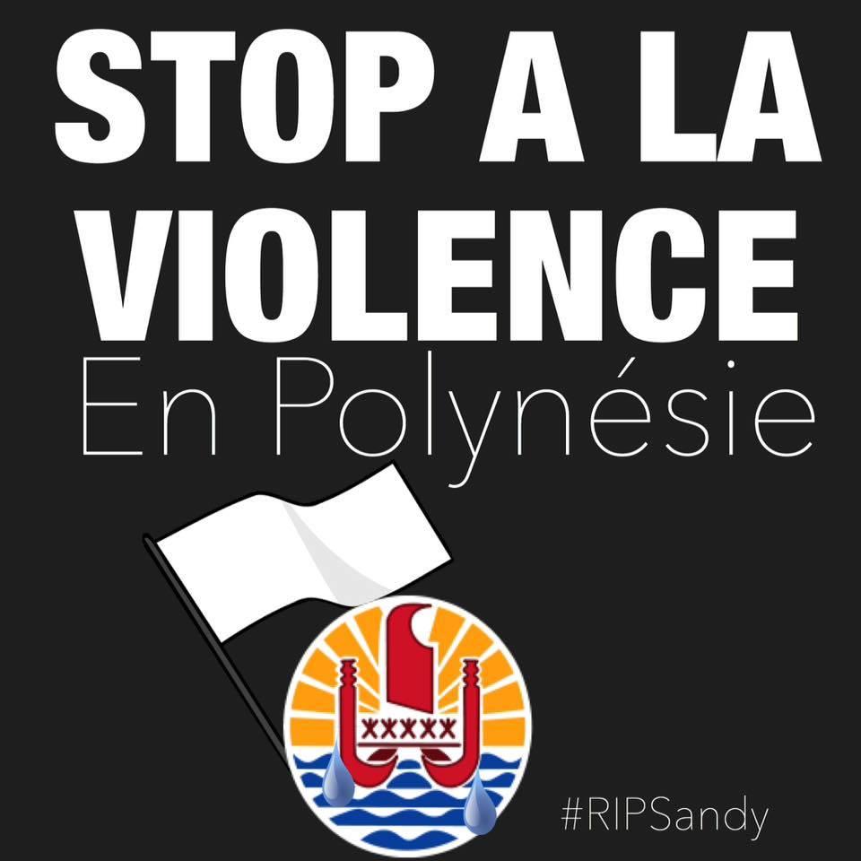 Décès de Sandy Ellacott : un appel à la mobilisation contre la violence est lancé